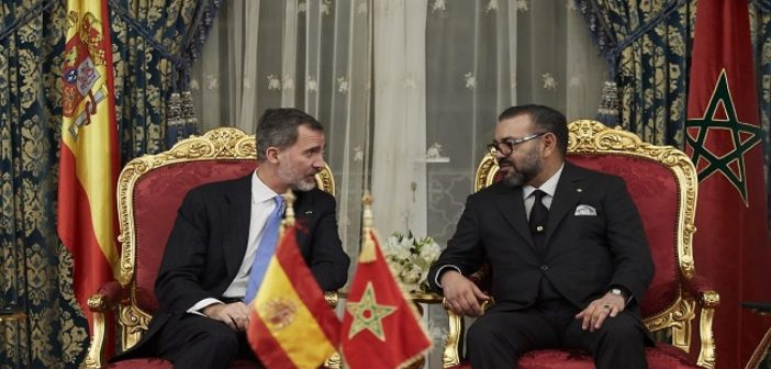 المغرب إسبانيا