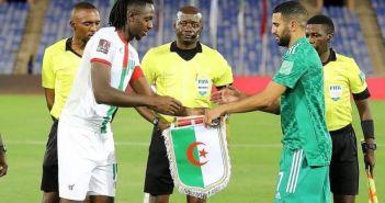 بوركينا فاصو الجزائر
