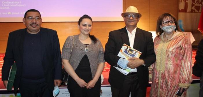 رئيس الجامعة الوطنية للأندية السينمائية بالمغرب عبد الخالق بلعربي