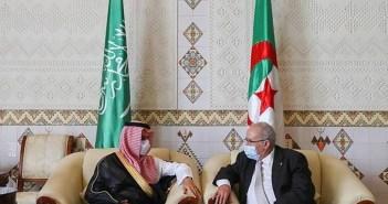 زيارة الجزائر