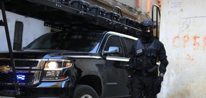 خلية ارهابية
