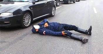 شرطي أكادير