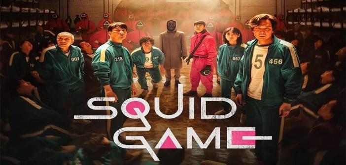 """مسلسل """"لعبة الحبار"""" """"Squid Game"""" الكوري الجنوبي يتصدر الترتيب في أكثر من 80 بلدا"""