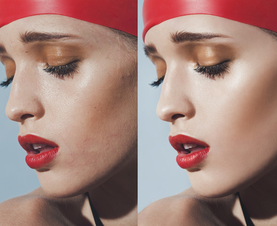 Photography Classes Chicago  Beauty Retouching with