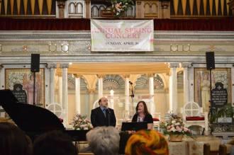 Bob Poehler & Debbie Brodie (performed but unrecorded)
