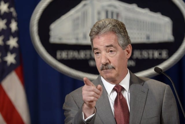 Former Deputy Attorney General James Cole