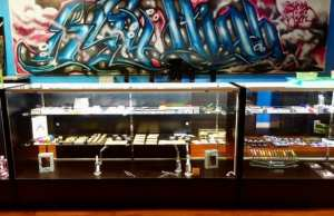 Inside The Sky High Holistic Dispensary