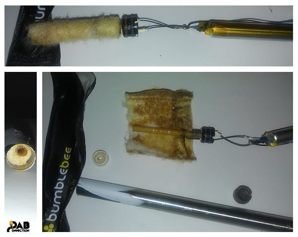 Ease of Use. The Bumblebee disposable wax pen ...