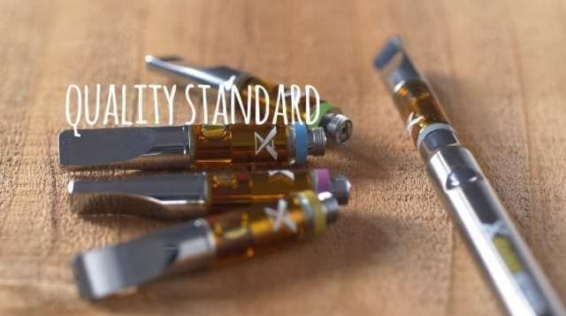 Absolute Extracts Vape Pen Cartridges