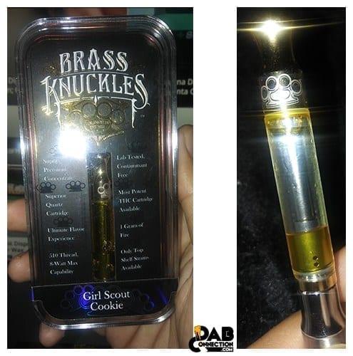 Brass Knuckles Vape Pen Review  Excellent Taste