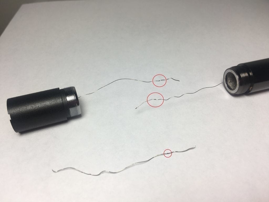 hight resolution of rokin atomizer solder