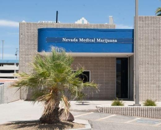 Nevada Made Marijuana Entrance