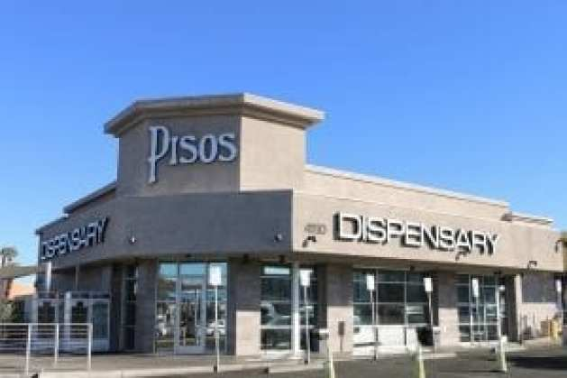 Pisos Dispensary in Las Vegas