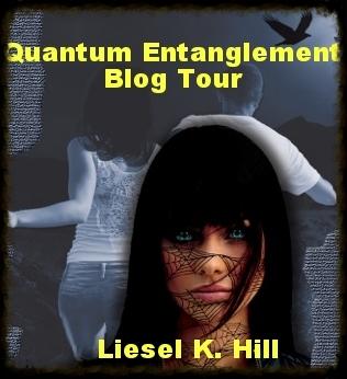 LieselHillQuantum Entanglement Tour Badge