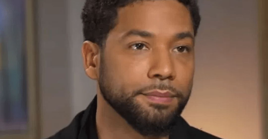 SMOLLETT IN CUSTODY