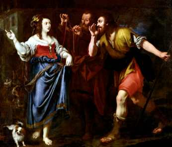 Rahab and the Emissaries of Joshua