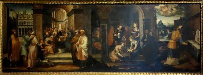 Birth of John the Baptist