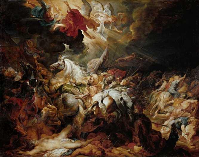 Defeat of Sennacherib