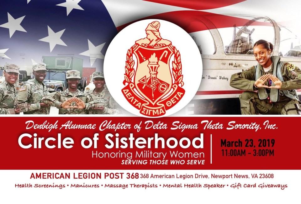 Month Sigma Theta Calendar Delta Sisterhood