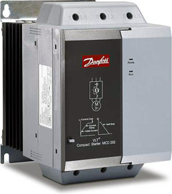 danfoss soft starter wiring diagram 92 wrangler radio vlt mcd series dac electric voltage ramps or current limit ramp start built in motor protectioncompact design with internal bypass system for minimum power loss