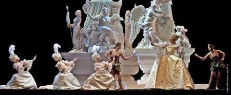 Giulio Cesare in Egitto Teatro Argentino de La Plata