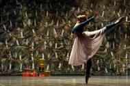Agustina Verde como Clara en el Ballet El Cascanueces producción 2013