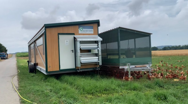 Yt 353 . Automatic Chicken Coop