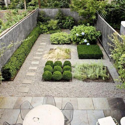 садовый дизайн для небогатых фото 7