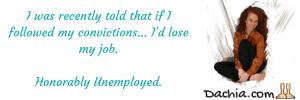 Honorably Unemployed