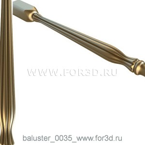 baluster_0035_www.for3d.ru