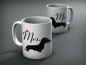 dachshund mugs cups