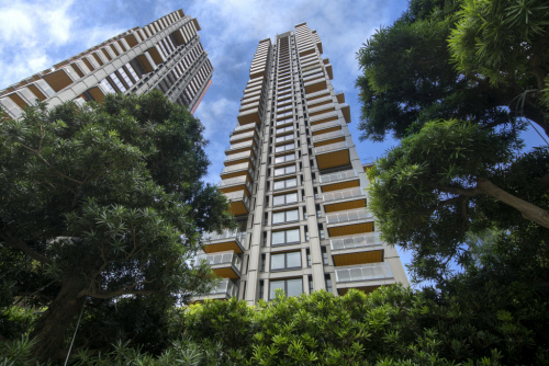 Da-an Residential Tower, Taipei (Taiwan)