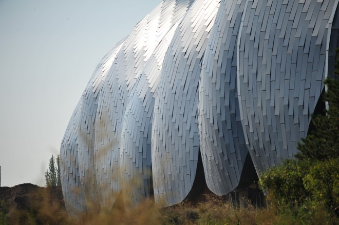 Datong  Sports Center, Datong (China)