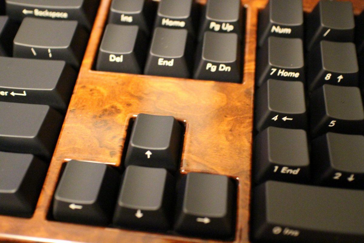 [開箱] Filco 水轉印木紋青軸機械式鍵盤(Classic Wood Brown) | 雲爸的私處