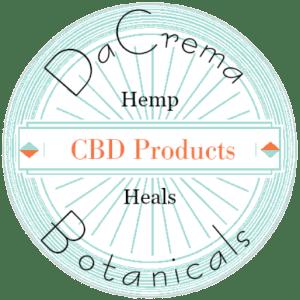 DaCrema Botanicals - Hemp Heals | CBD Products