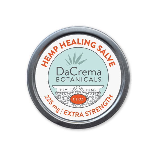 Dacrema Botanicals 225 Hemp Healing Salve