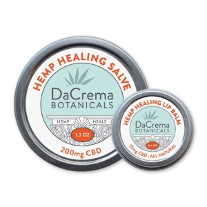 Dacrema Botanicals CBD Topicals Healing Products