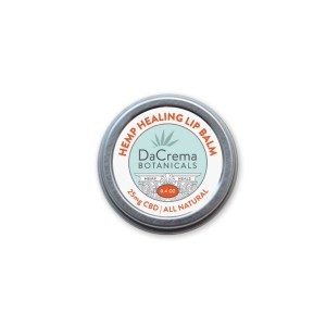 Dacrema Botanicals Hemp Healing Lip Balm CBD Infused