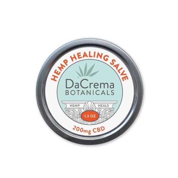 Dacrema Botanicals CBD Topical Salve Healing Salve