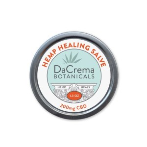 Dacrema Botanicals CBD Topical Salve Healing Salve