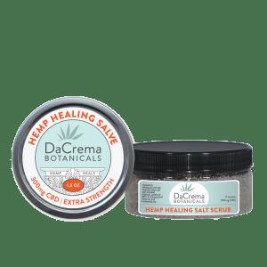 Dacrema Botanicals CBD Combo Pack 9