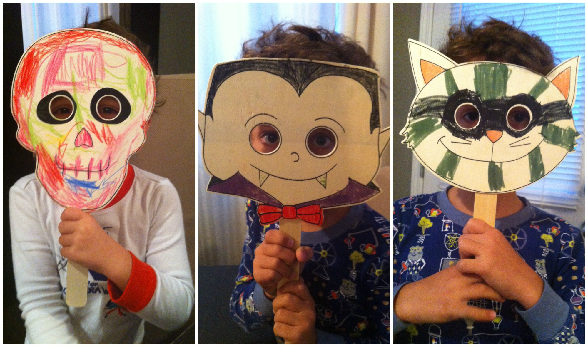 A Day Off School Equals Halloween Crafts For Kids From
