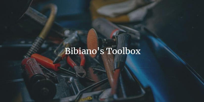 bibianos-toolbox