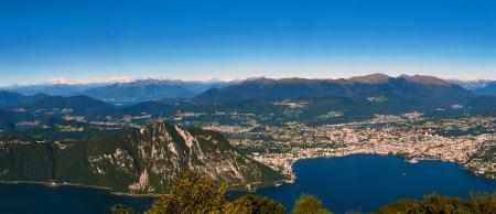 Il Balcone d'Italia al Monte Sighignola
