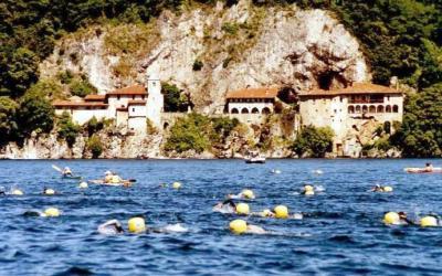 Nuotata dell'Eremo – Traversata a nuoto del Lago Maggiore