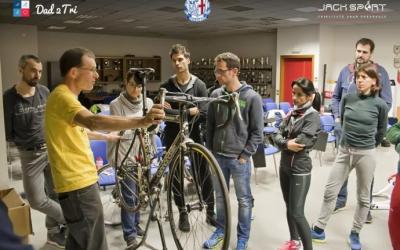 Il racconto del primo Triathlon Clinic Tecnica Ciclismo