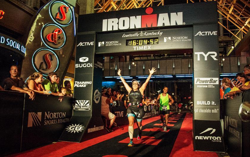 Come seguire live una gara Ironman