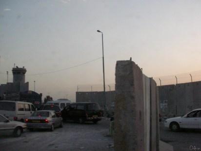 パレスチナ自治区のゲート