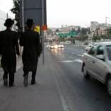お祈りにいくユダヤ人