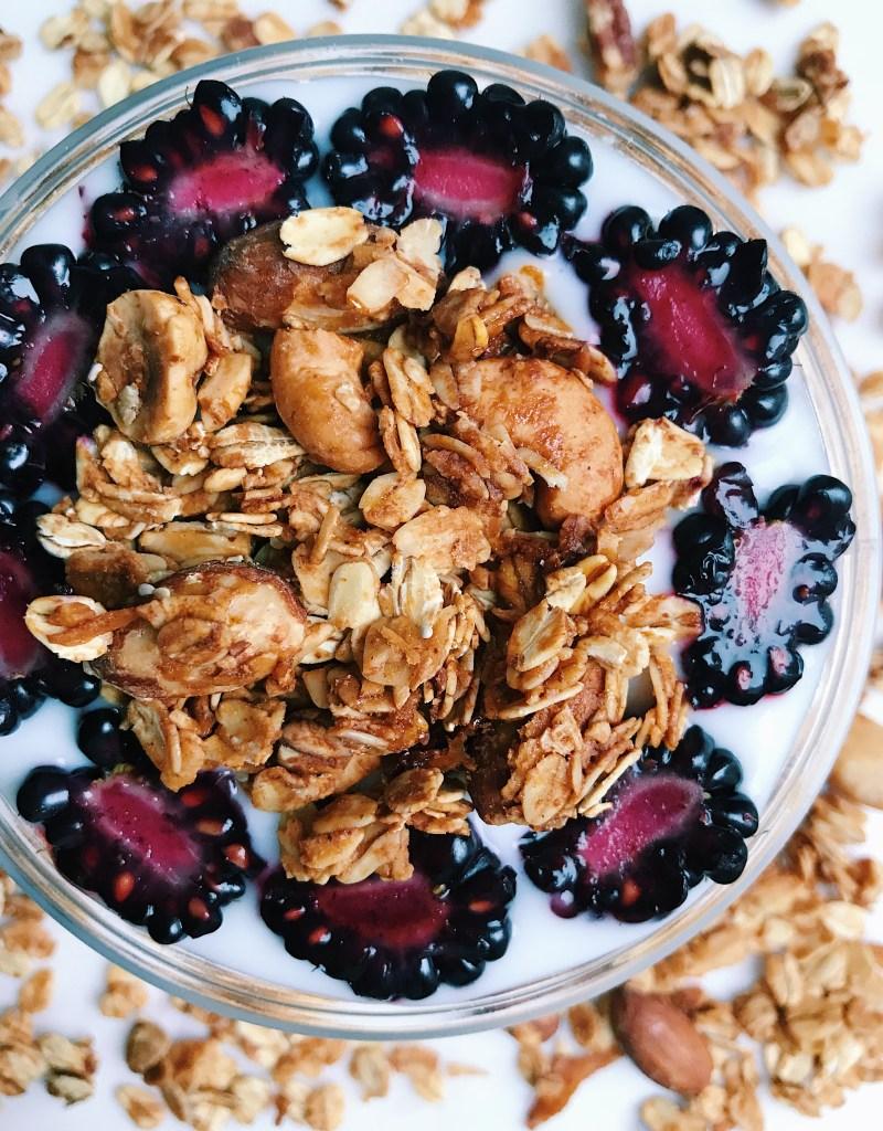 Gluten-Free Snacking Granola